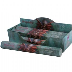 Anne Stokes Incense: Dragonkin (Patchouli fragrance - 20 sticks)